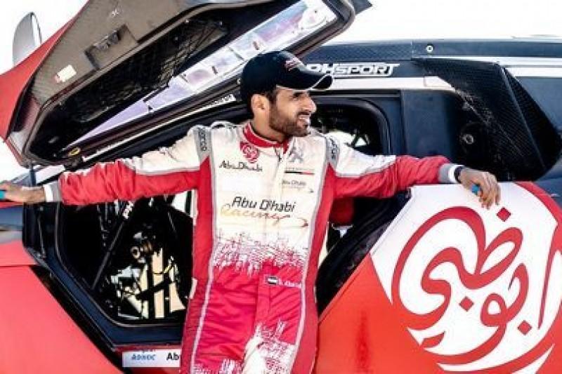 Szejk Khalid w trzecim Citroënie