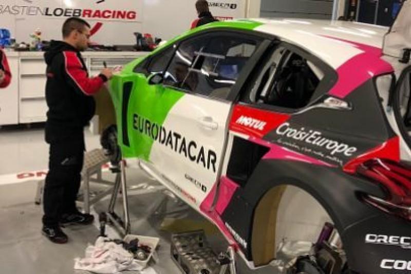 Zespół Loeba zadowolony z Peugeota