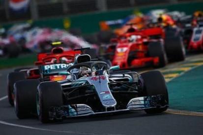 Silnik z Mercedesa Hamiltona nie uległ awarii