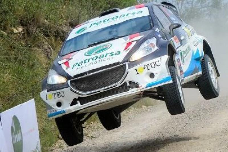 Maxi Rally kontra R5