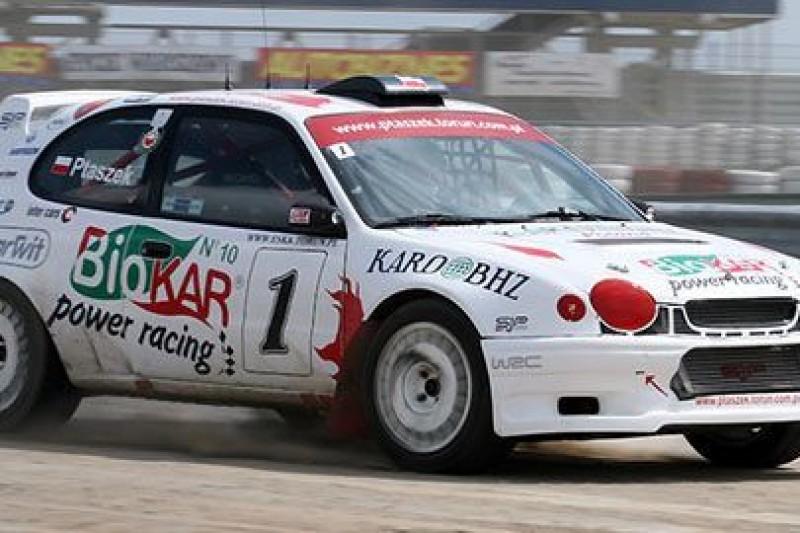Jacek Ptaszek wraca do rallycrossu