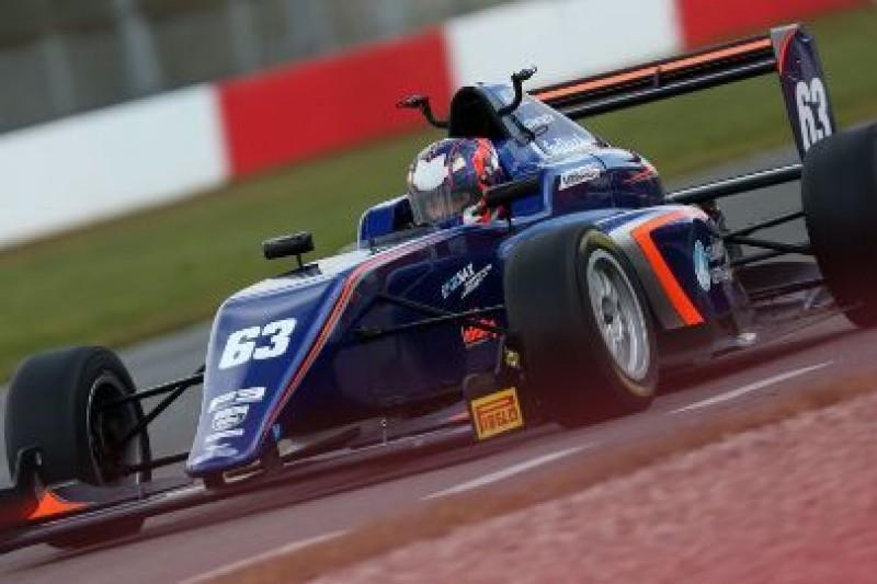 Duński lider British F3