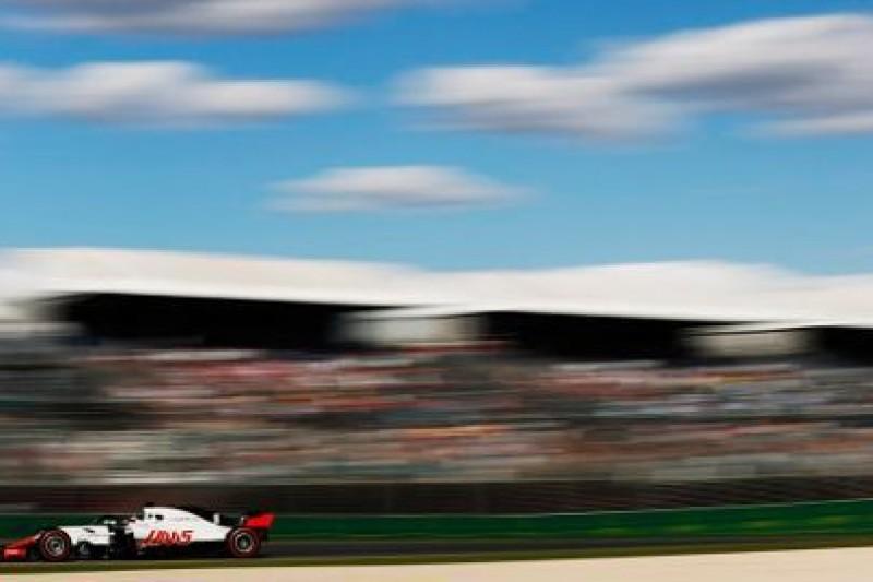 Haas będzie rozwijał się przez cały sezon