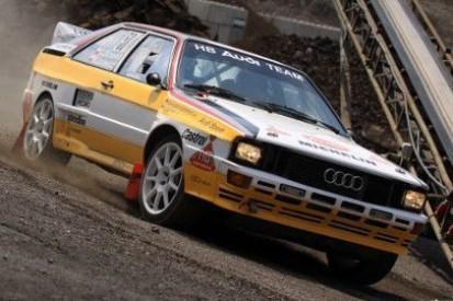 Polacy na 8. Rallye Praha Revival