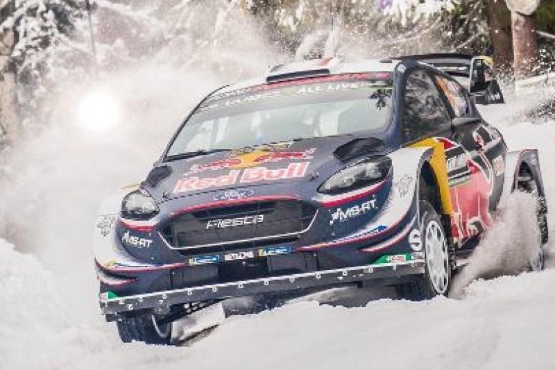 Zmiana w regulaminie WRC