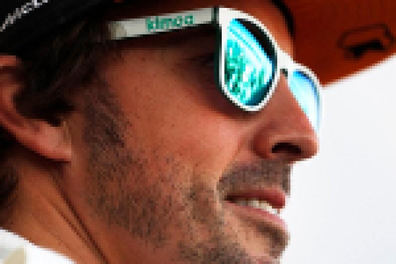 Alonso zasmucony przewidywalnością w F1