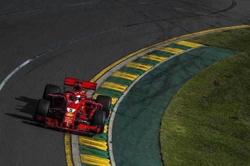 0,4 sekundy straty Ferrari