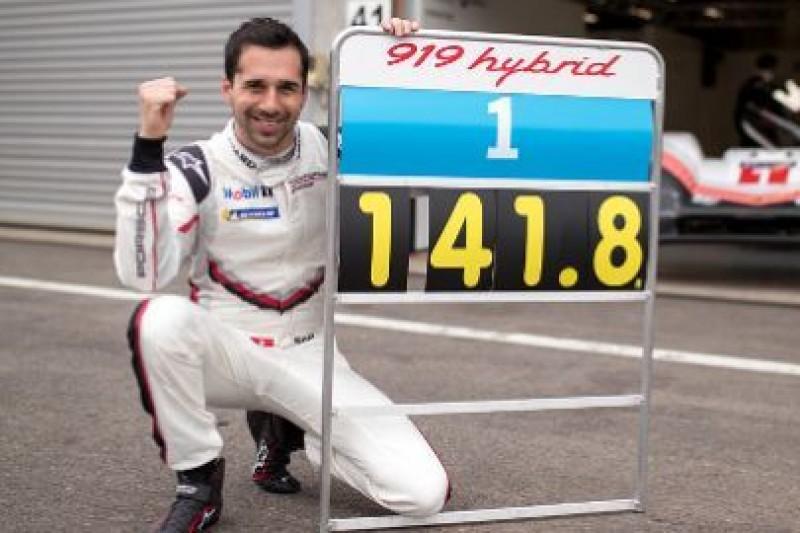 Porsche z rekordem Spa-Francorchamps