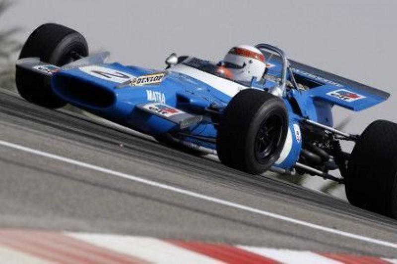 Stewart pojeździ na Silverstone