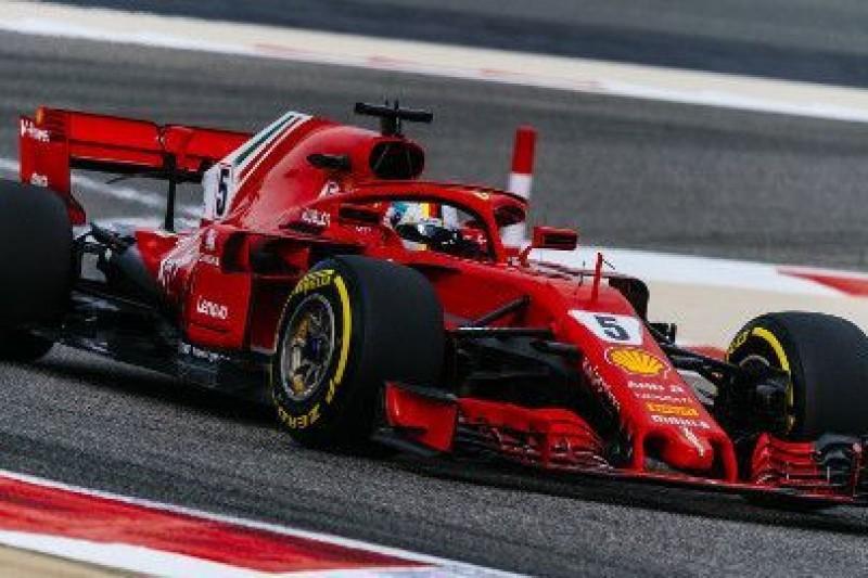 Briatore stawia na Ferrari