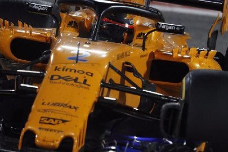 Błąd McLarena?