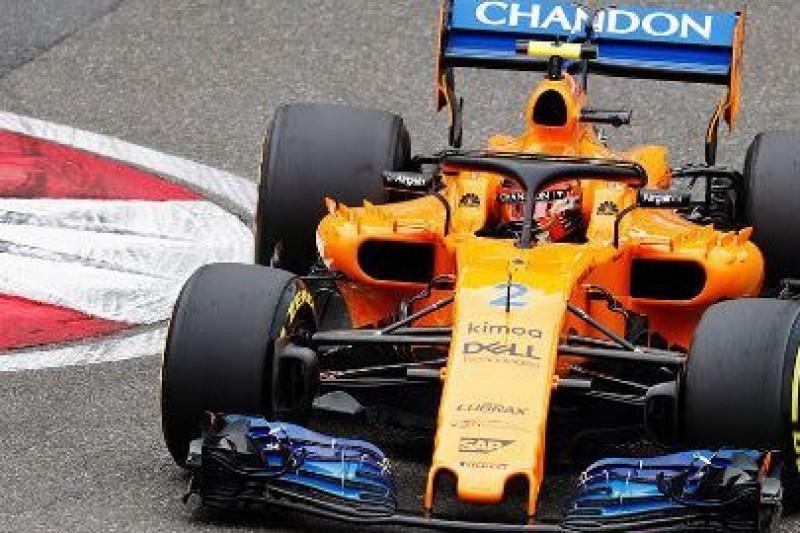 McLaren ukarany