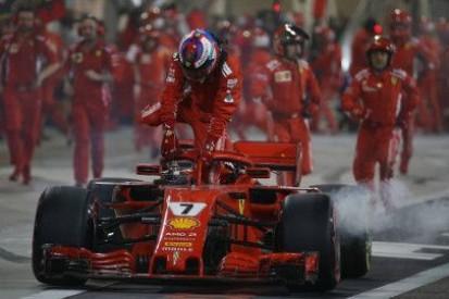 Ferrari wyjaśniło wypadek z Bahrajnu