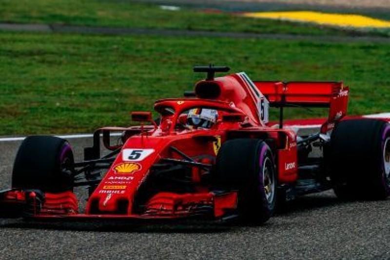 Vettel o 0,087 sekundy