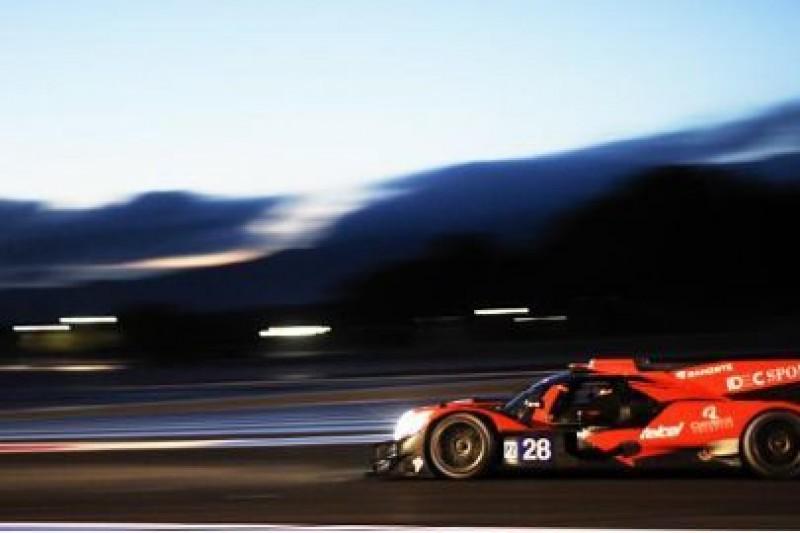 IDEC Sport z pole position