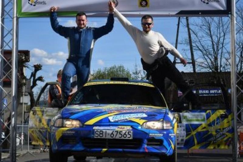 Kostka i Martynek wygrywają w Baborowie
