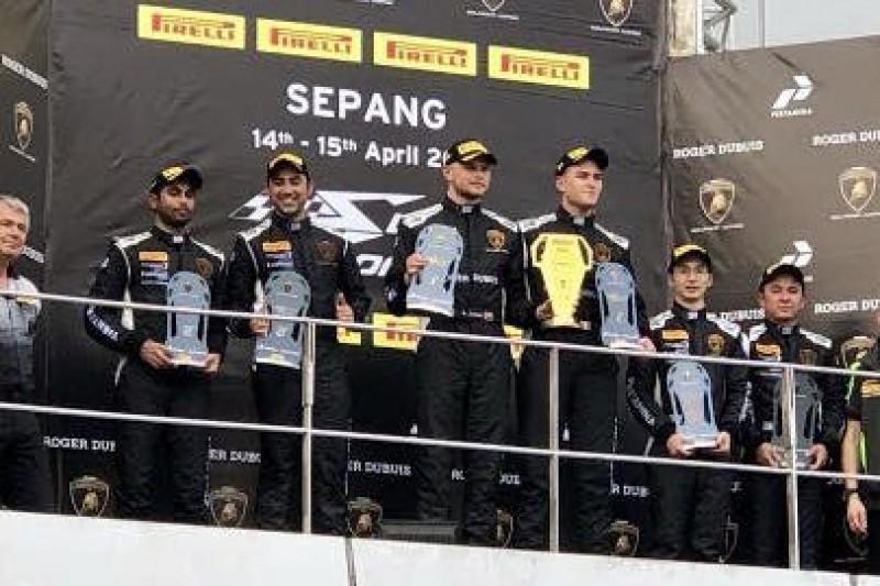Dominatorzy Super Trofeo Asia