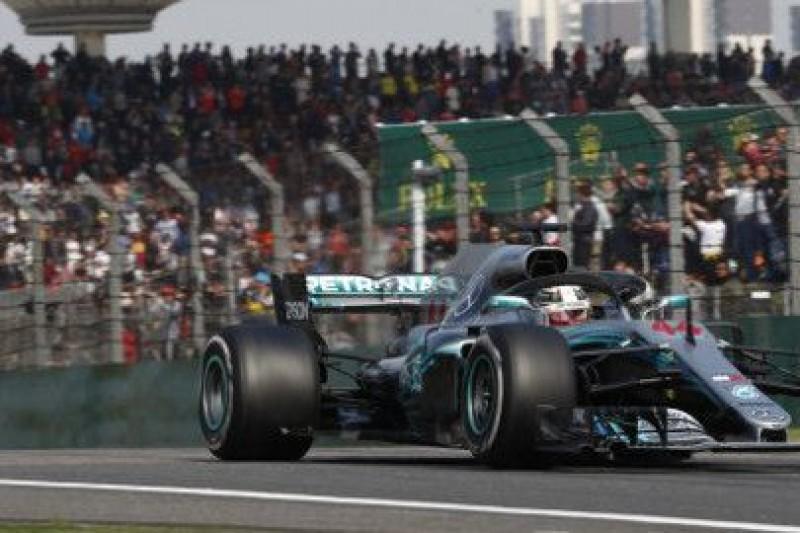 Rosberg: Hamilton nie jest w formie