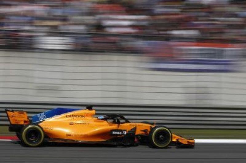 Motywacja dla McLarena