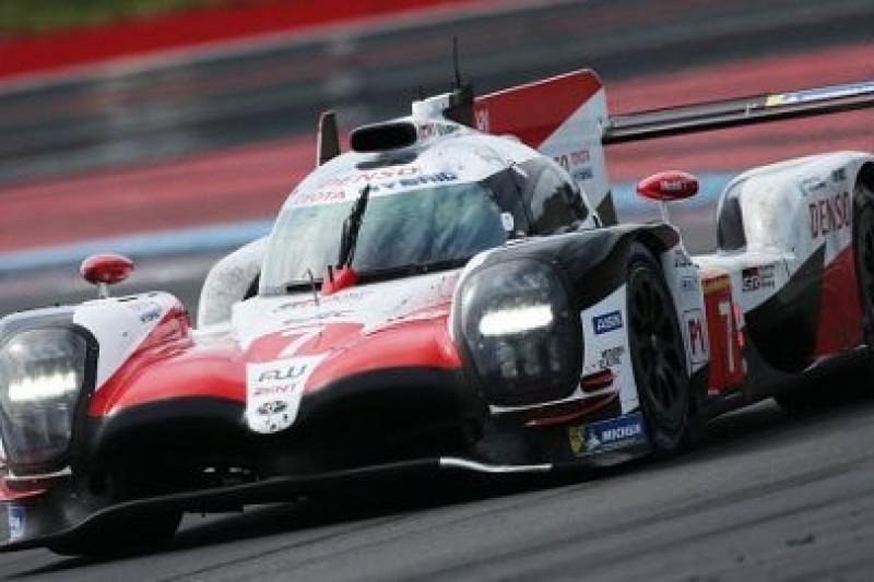 Toyota jest ważniejsza od LMP2
