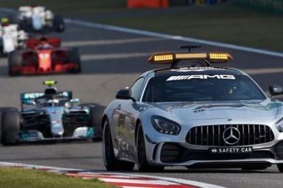 Mercedes nie chciał zmieniać strategii