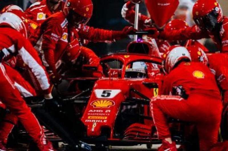 FIA przygląda się pit stopom