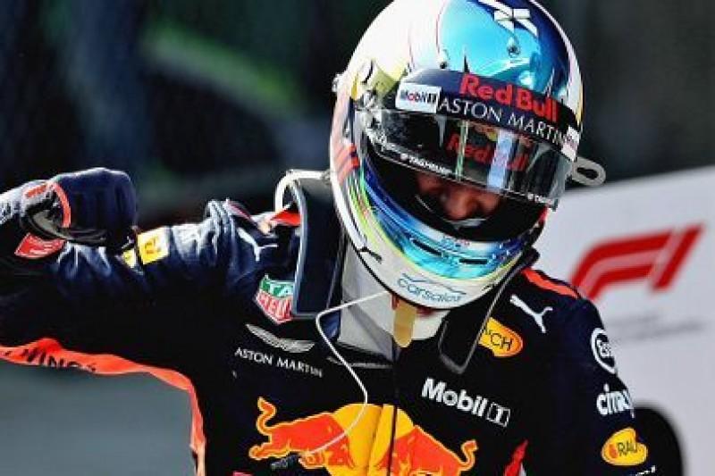 Kolejne zwycięstwa zatrzymają Ricciardo