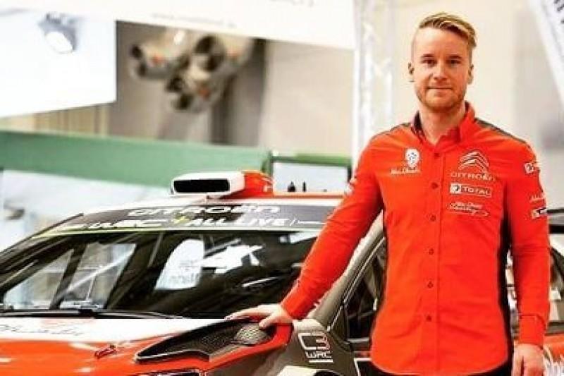 Østberg wraca do Citroëna