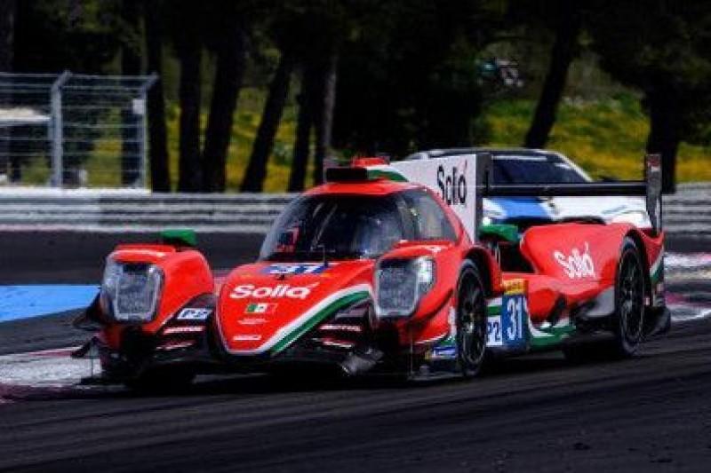 Maldonado zadowolony z LMP2