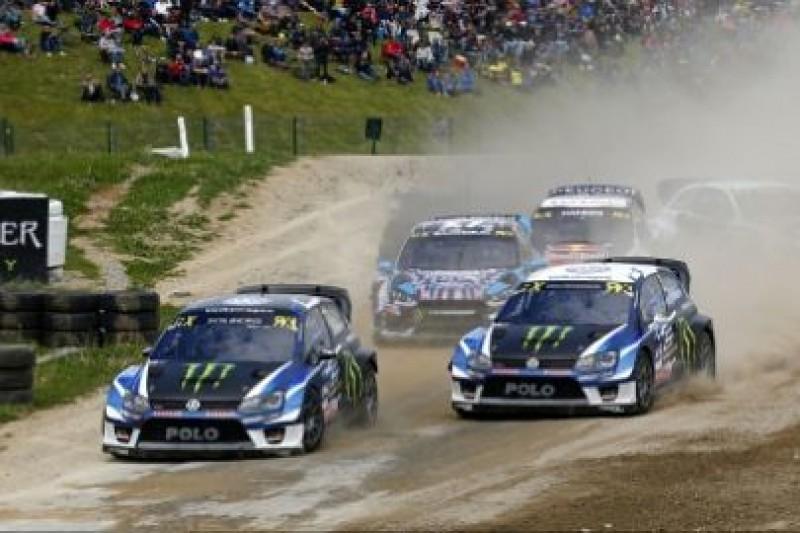 16 Supercarów w WorldRX, 28 w EuroRX