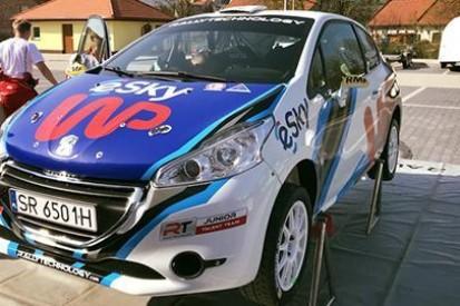 Rallytechnology Junior Talent Team z Wróblewskim