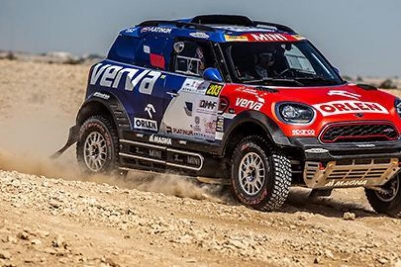 Qatar Cross Country Rally: Mówią po trzecim etapie