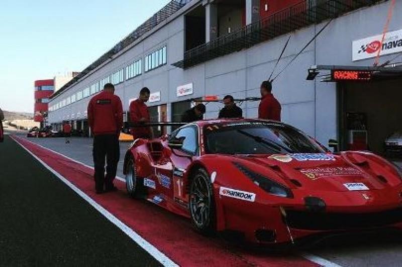 Górą Ferrari z Pragi