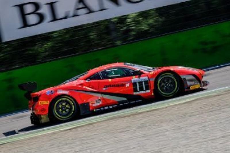 Polsko-włoskie pole position w Pro-Am