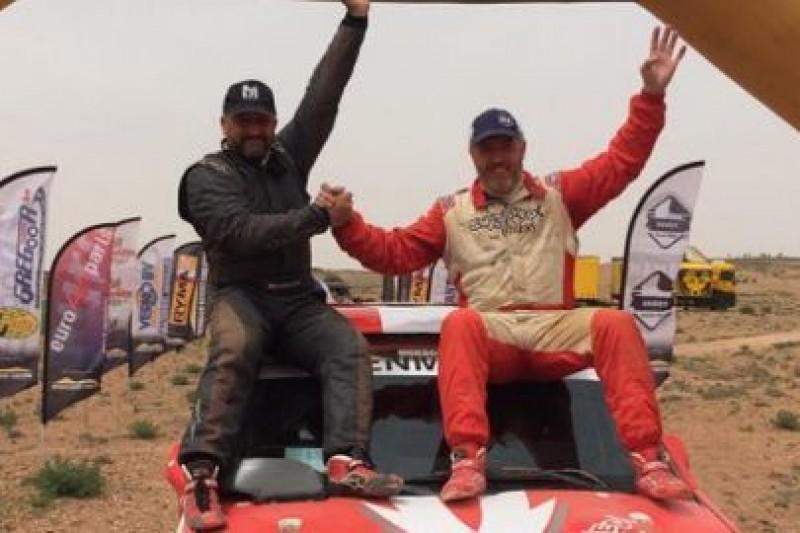 Munk i Marton wygrali Mały Dakar