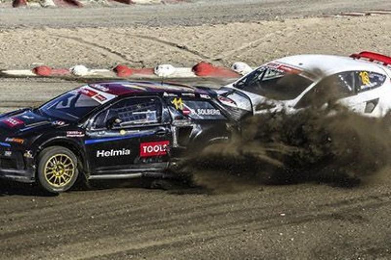 Solberg ponownie w RallyX Nordic