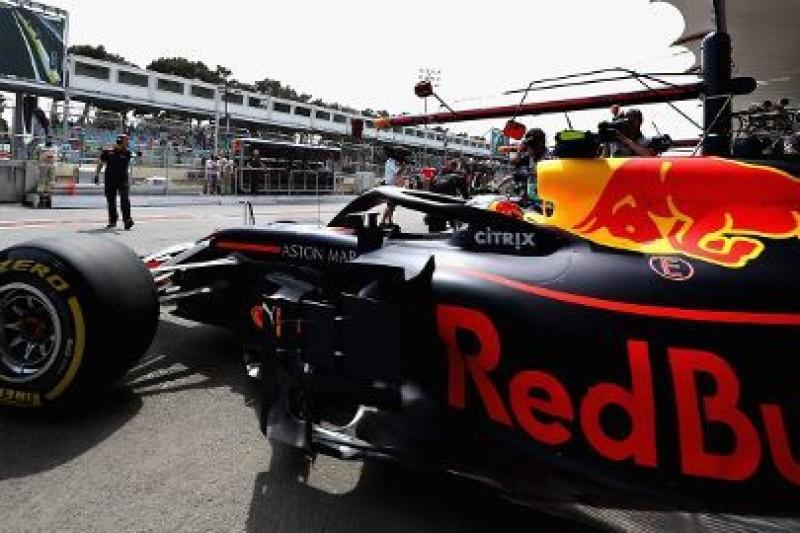 Dzień w kratkę dla Red Bulla