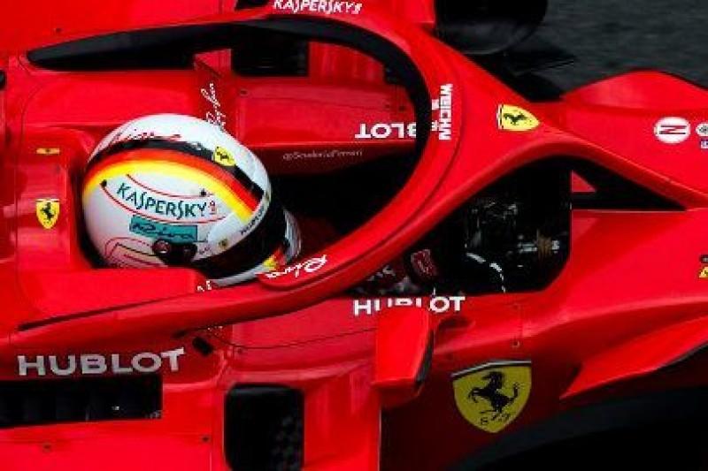 Trwa seria Vettela