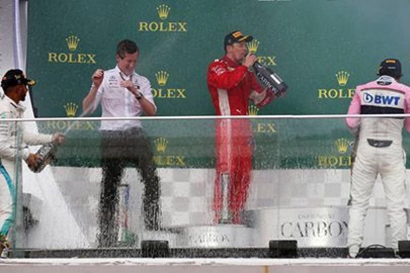 Mówią po Grand Prix Azerbejdżanu