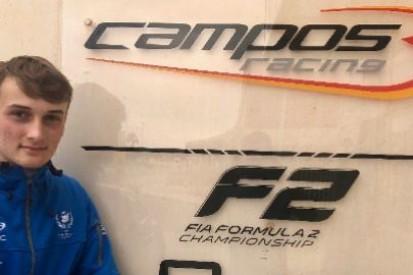 Karkosik w Campos Racing