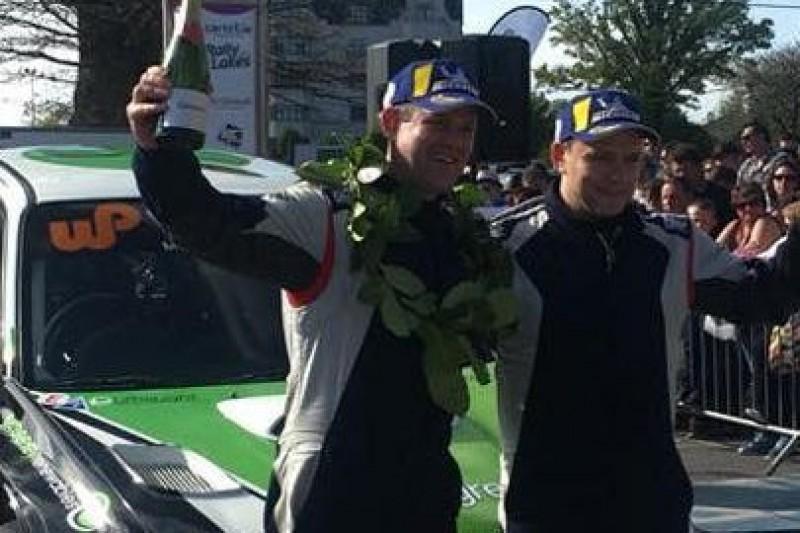 Kelly wykorzystał WRC