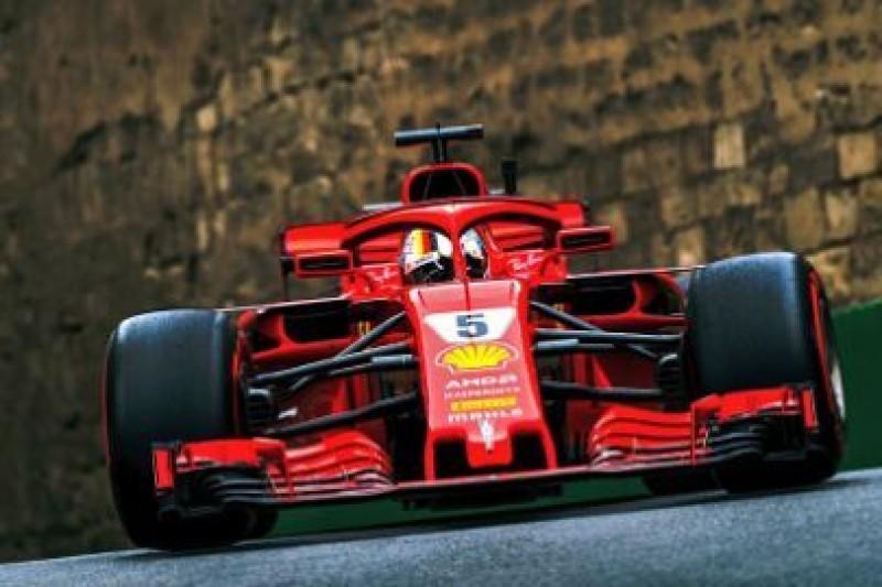 Prost wierzy w Ferrari