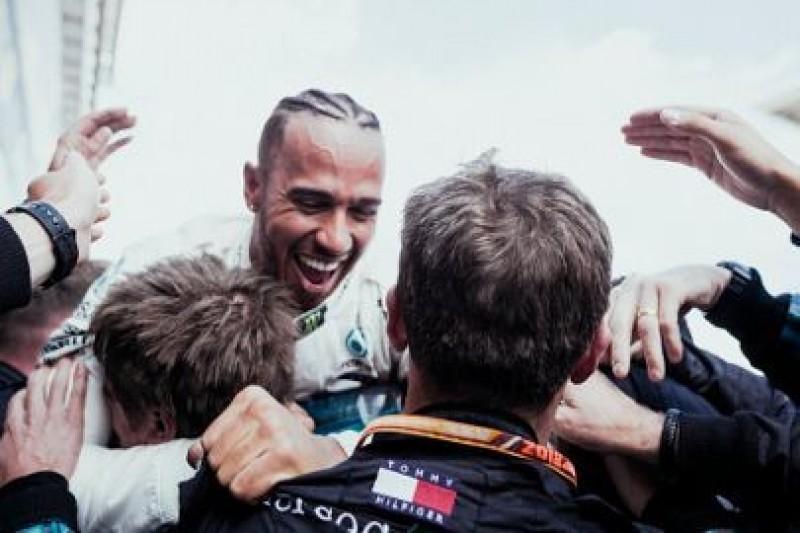 Hamilton sprawdził Mercedesa