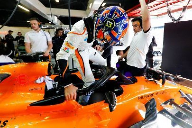 Zmiana w McLarenie