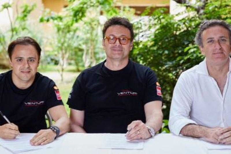 Massa w Formule E