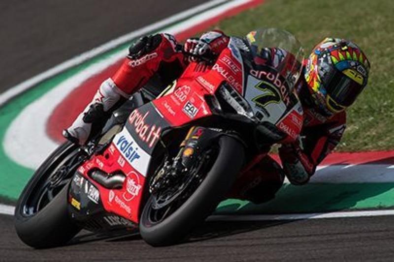 Davies czeka na sygnał od Ducati