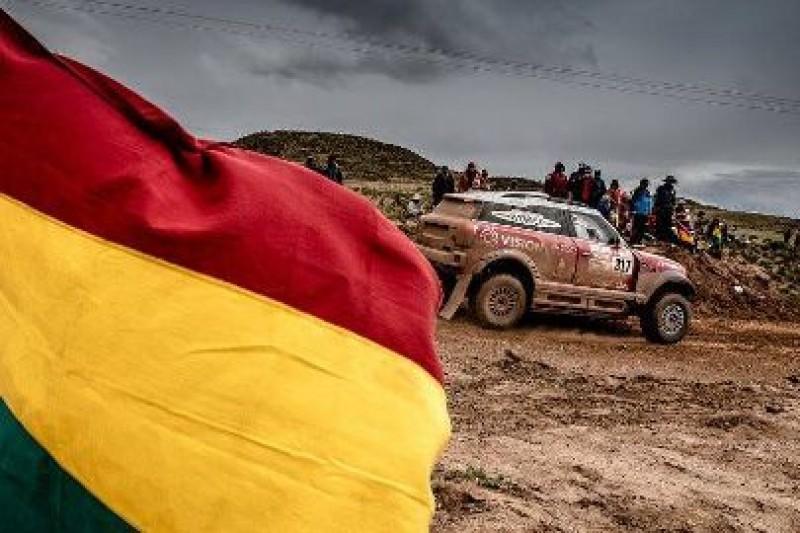 Boliwia odpada