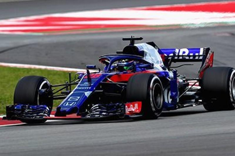 Toro Rosso zadowolone ze współpracy z Hondą