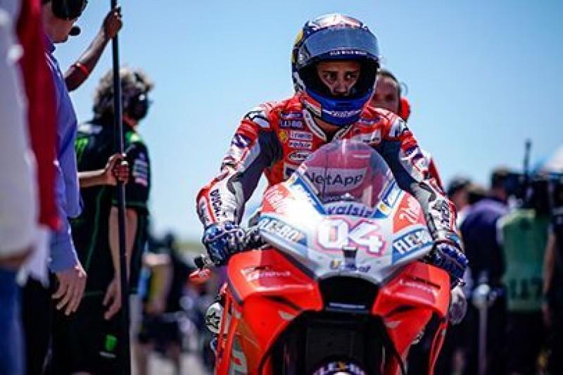 Dovizioso zostaje w Ducati