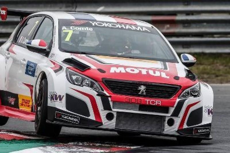 Pierwsze zwycięstwo Peugeota